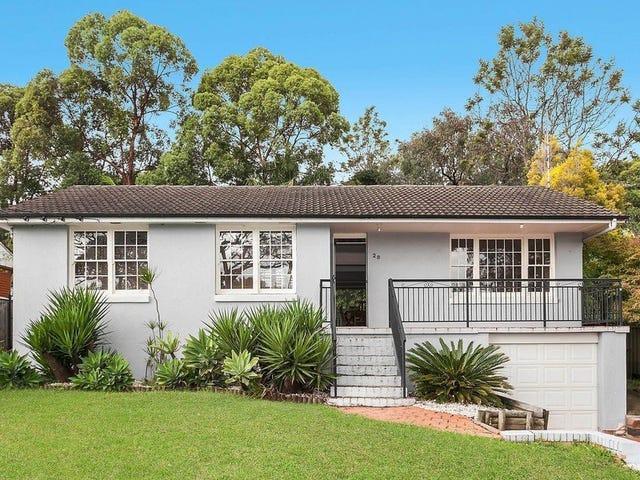 28 Reiby Drive, Baulkham Hills, NSW 2153