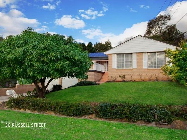 30 Russell Street, Baulkham Hills, NSW 2153