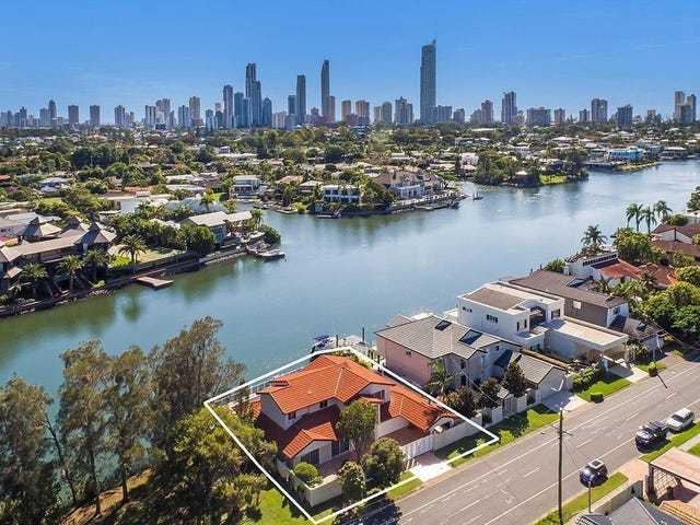 167 Monaco Street, Broadbeach Waters, Qld 4218