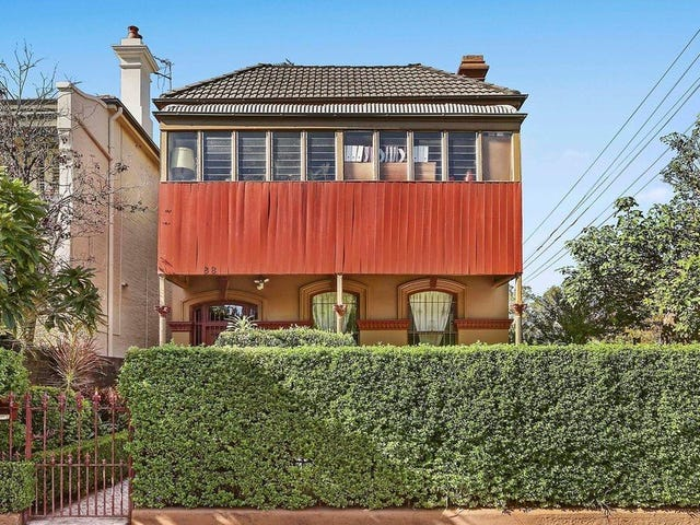 38 Toxteth Road, Glebe, NSW 2037