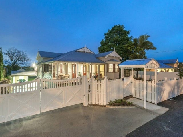 154 Kennedy Terrace, Paddington, Qld 4064