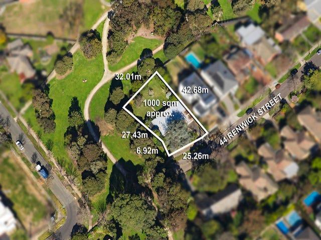 44 Renwick Street, Glen Iris, Vic 3146