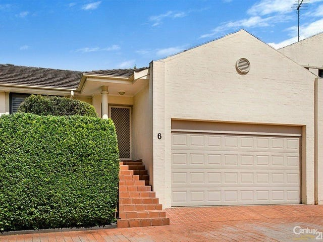 6/8-12 Woodlands Street, Baulkham Hills, NSW 2153