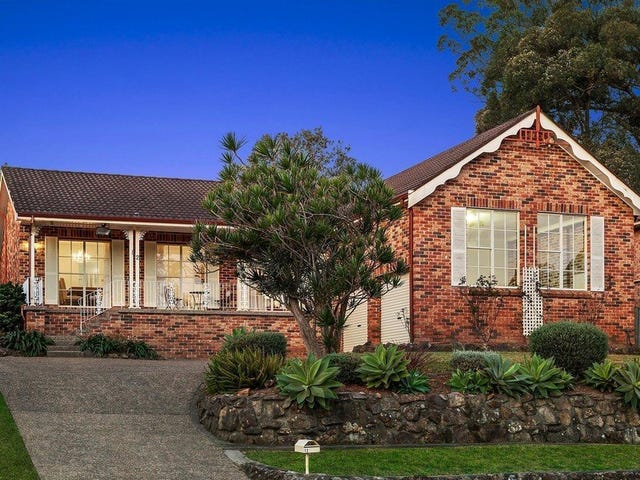 12 Coomalie Avenue, Castle Hill, NSW 2154