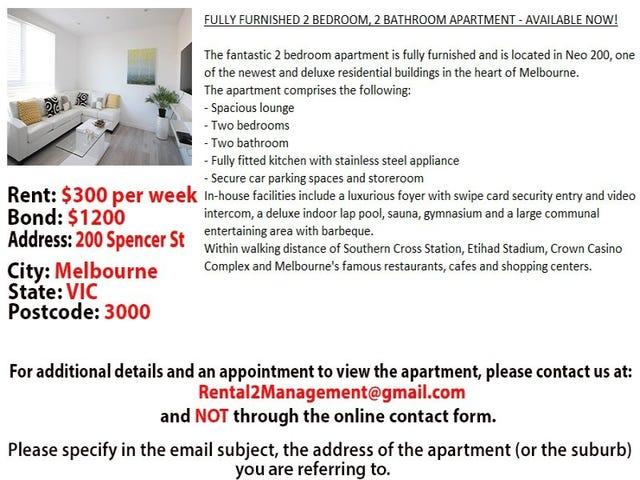200 Spencer Street, Melbourne, Vic 3000