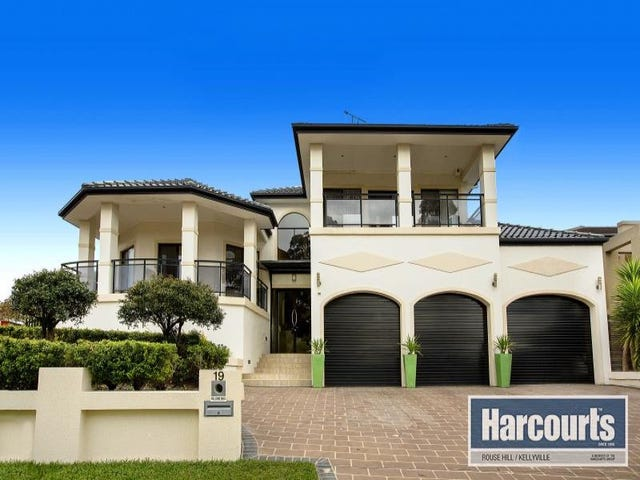 19 Bentley Avenue, Kellyville, NSW 2155