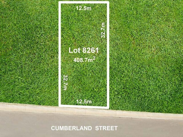 Lot 8261 Cumberland Street, Gregory Hills, NSW 2557