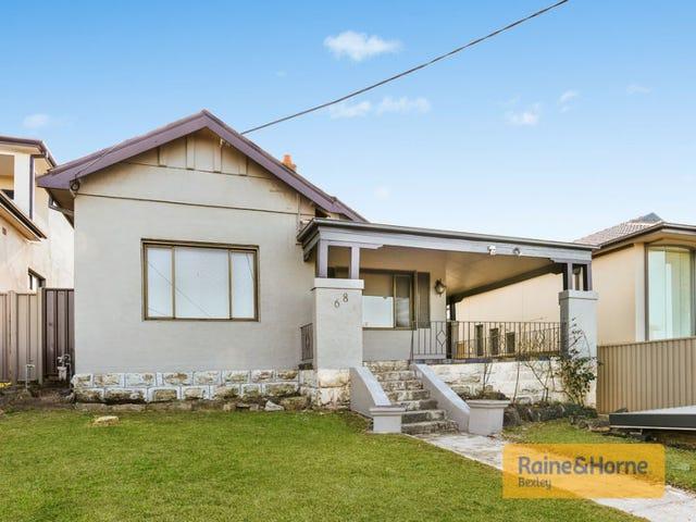 68 RAWSON AVENUE, Bexley, NSW 2207