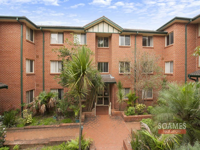 17/2 Bellbrook Avenue, Hornsby, NSW 2077