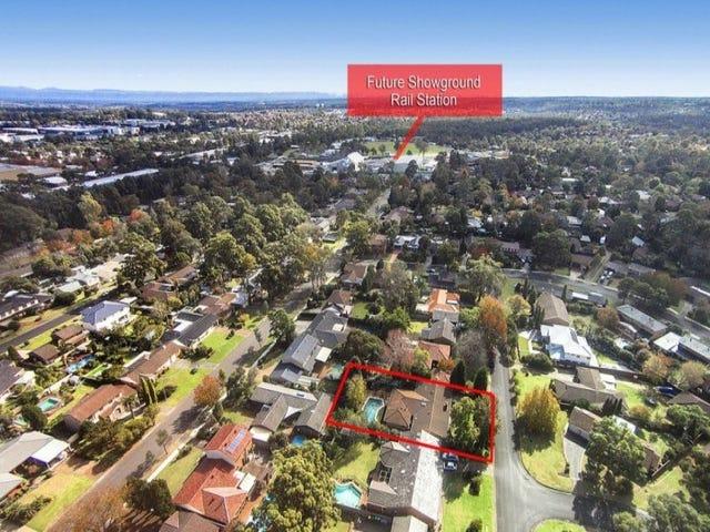 9 Hughes Avenue, Castle Hill, NSW 2154