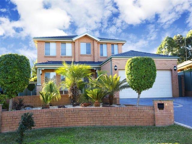 4 Butcherbird Place, Glenmore Park, NSW 2745