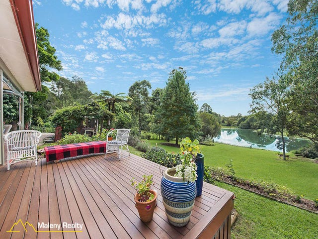 388 Mountain View Road, Maleny, Qld 4552
