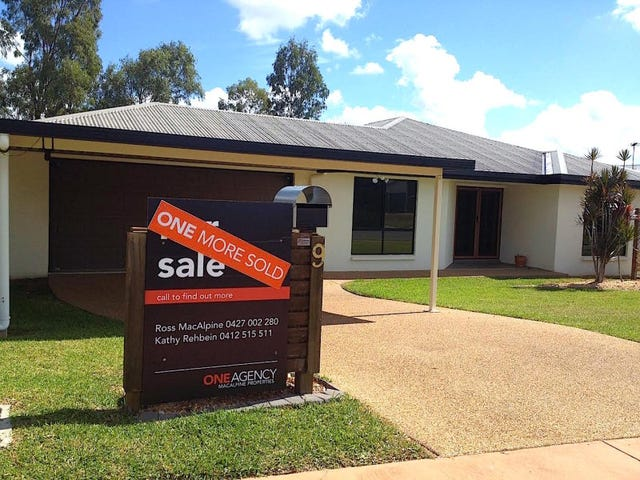 9 John Oxley Drive, Gracemere, Qld 4702