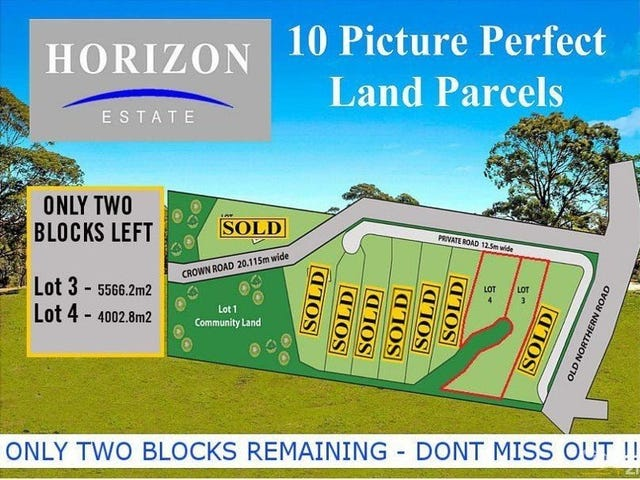 Lots 2-10 3050 Old Northern Rd, Glenorie, NSW 2157