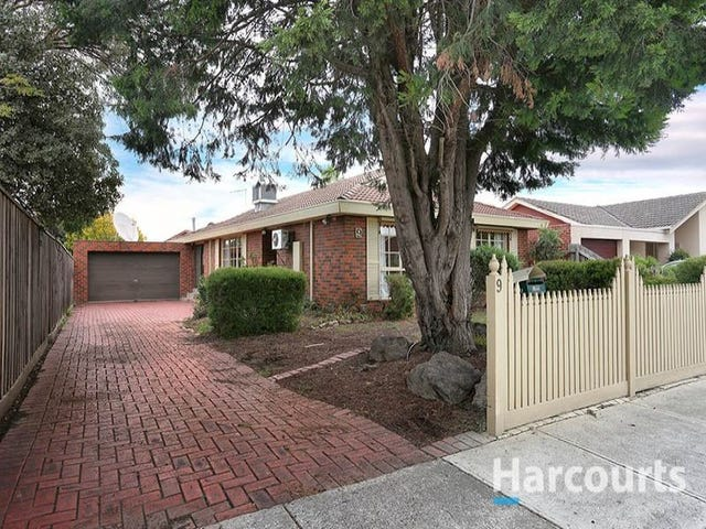 9 Winchester Avenue, Epping, Vic 3076