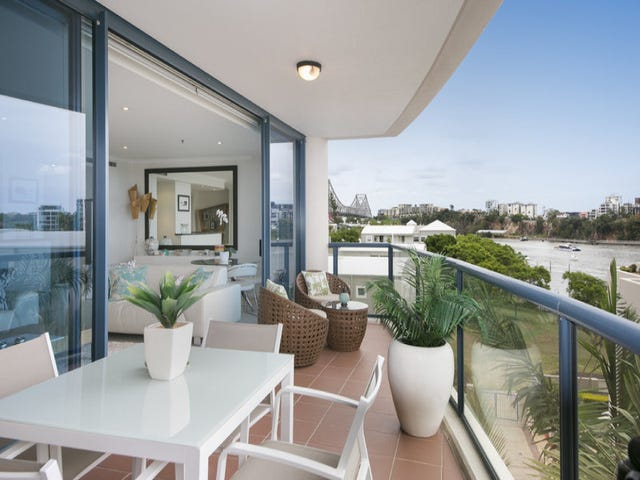 16/8 Goodwin Street, Kangaroo Point, Qld 4169