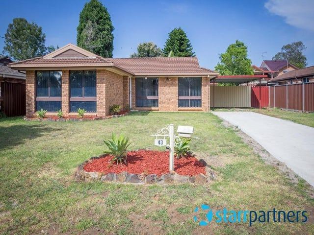 43 Kestrel Crescent, Erskine Park, NSW 2759