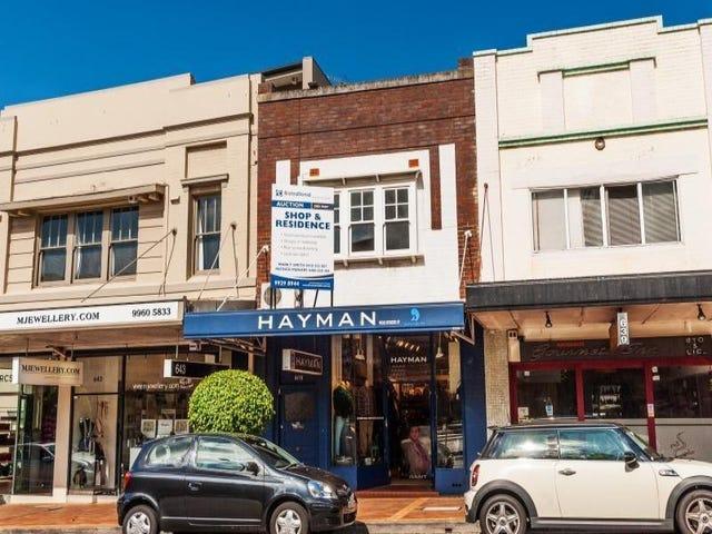 641 Military Road, Mosman, NSW 2088