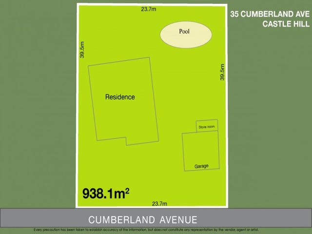 35 Cumberland Avenue, Castle Hill, NSW 2154