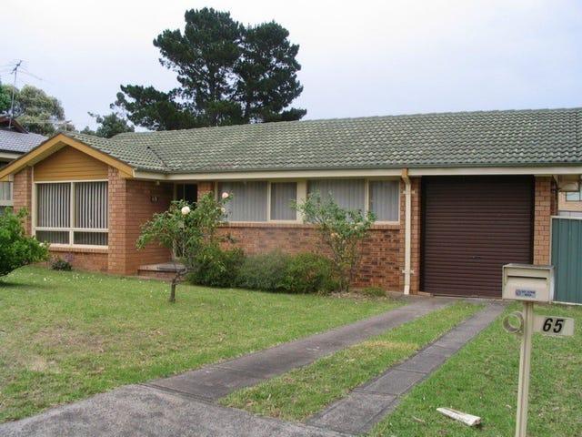 65 Greenoaks Avenue, Bradbury, NSW 2560