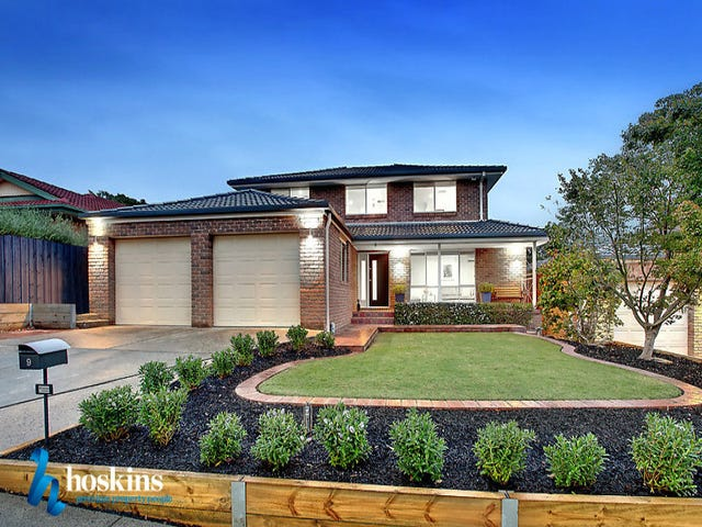 9 Glenview Court, Croydon North, Vic 3136