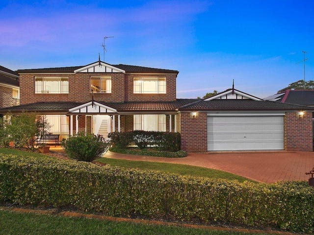 17 Lygon Place, Castle Hill, NSW 2154
