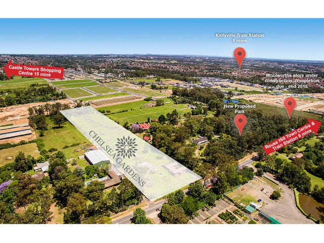 8 Withers Road, Kellyville, NSW 2155