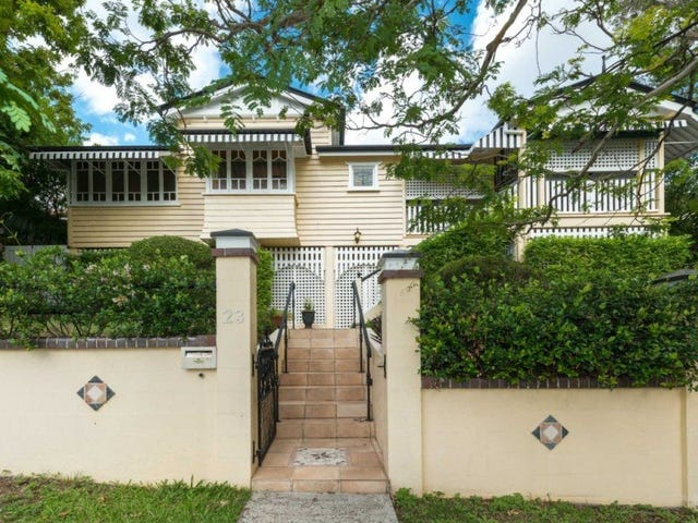 23 Terrace Street, Paddington, Qld 4064