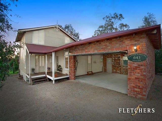 643 Kangaroo Ground-St Andrews Road, Panton Hill, Vic 3759