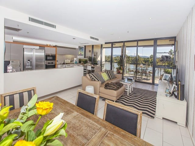 5211/197 King Arthur Terrace, Tennyson, Qld 4105