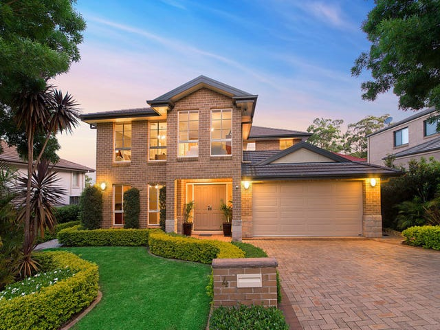 4 Verincourt Way, Castle Hill, NSW 2154