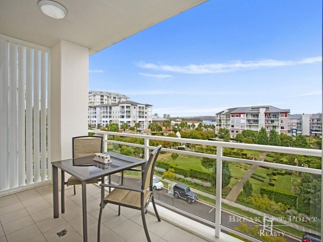 405/4 Rosewater Circuit, Breakfast Point, NSW 2137