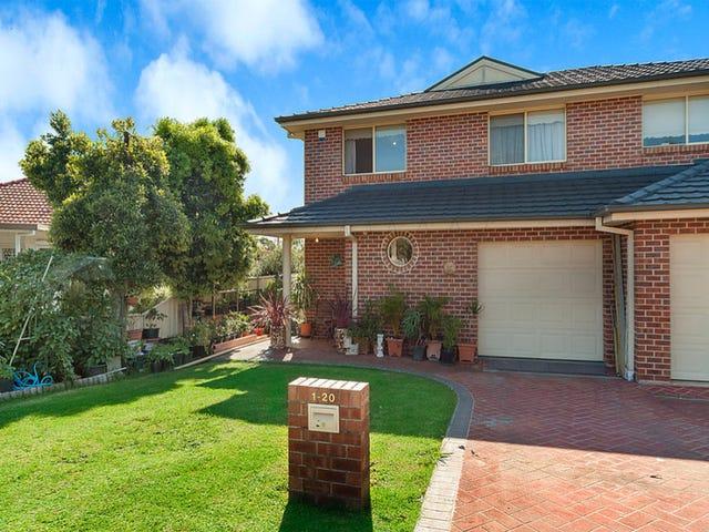 1/20 Camillo Street, Pendle Hill, NSW 2145