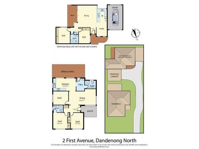 2 First Avenue, Dandenong North, Vic 3175