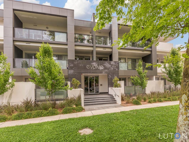 24/16 New South Wales  Crescent, Forrest, ACT 2603