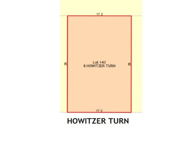 Lot 143, 8 Howitzer Turn, Byford, WA 6122
