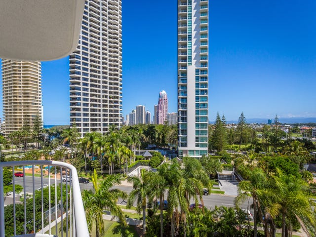 13 Main Beach Tower. 20 Cronin Avenue, Main Beach, Qld 4217