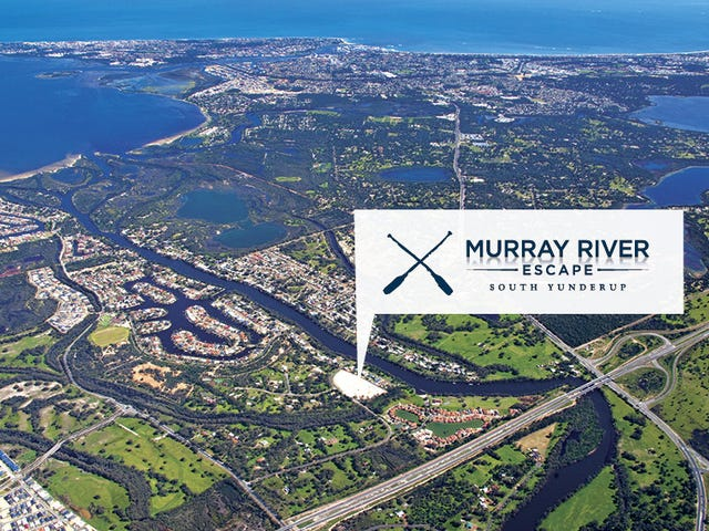 Murray River Drive, South Yunderup, WA 6208