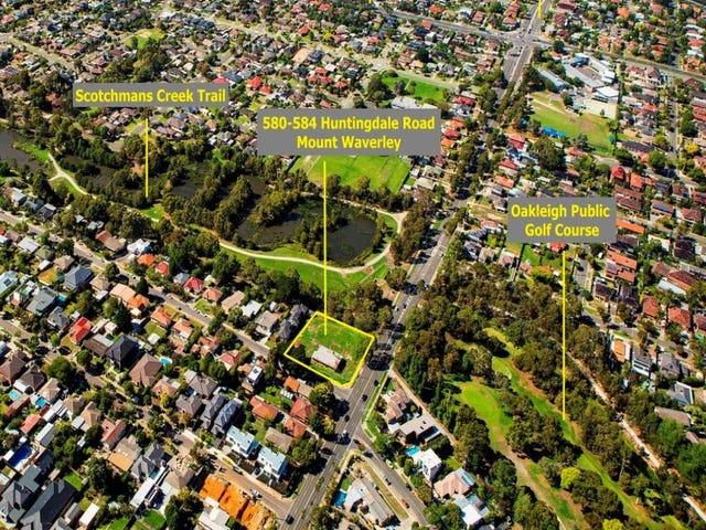 580-584 Huntingdale Road, Mount Waverley, Vic 3149