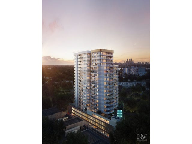 Burswood, address available on request