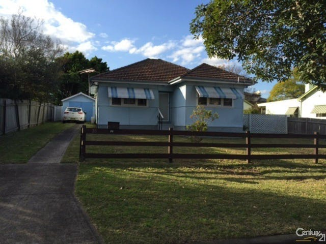 26 SHACKEL AVE, Guildford, NSW 2161