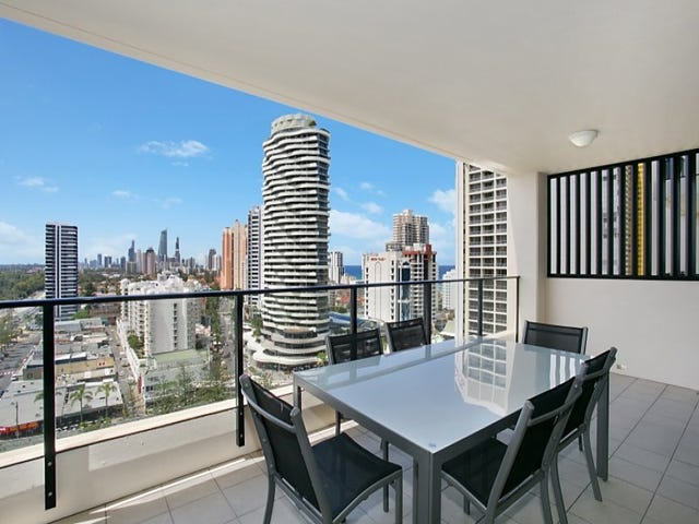 1503/2685 'Broadbeach on the Park' Gold Coast Hwy, Broadbeach, Qld 4218