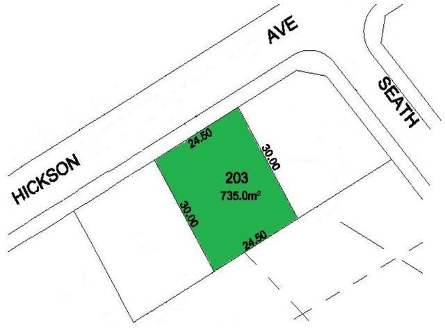 Lot 203 Hickson Avenue, Kellyville, NSW 2155