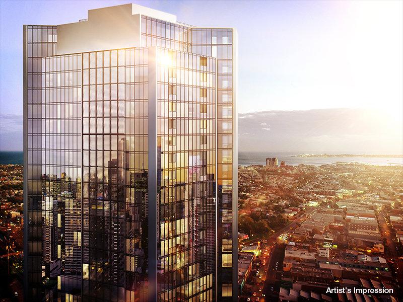 SOUTHBANK | 65-71 Haig Street | 169m | 55L | Residential