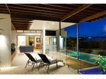 outdoor living areas image: glass balustrade, pool - 395568