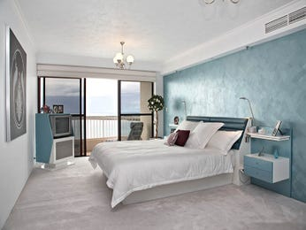 Blue bedroom design idea from a real Australian home - Bedroom photo 135150