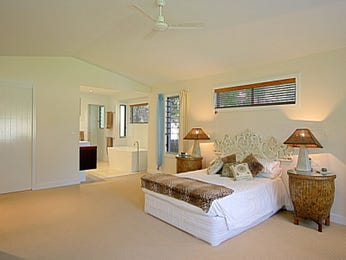 Beige bedroom design idea from a real Australian home - Bedroom photo 404093