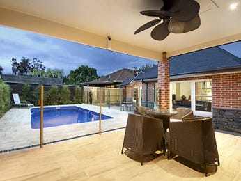 Outdoor living design with pool from a real Australian home - Outdoor Living photo 136292