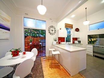 Modern kitchen-dining kitchen design using floorboards - Kitchen Photo 468622