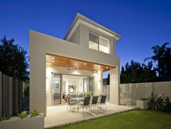 Outdoor living design with outdoor dining from a real Australian home - Outdoor Living photo 1572865